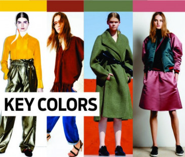 Inverno 2017 - Key Colors